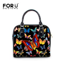 Buy FORUDESIGNS Women Small Handbags Butterfly Printing Girls Crossbody Bag Vintage Small PU Leather Shoulder Bags Ladies Satchel for $42.74 in AliExpress store