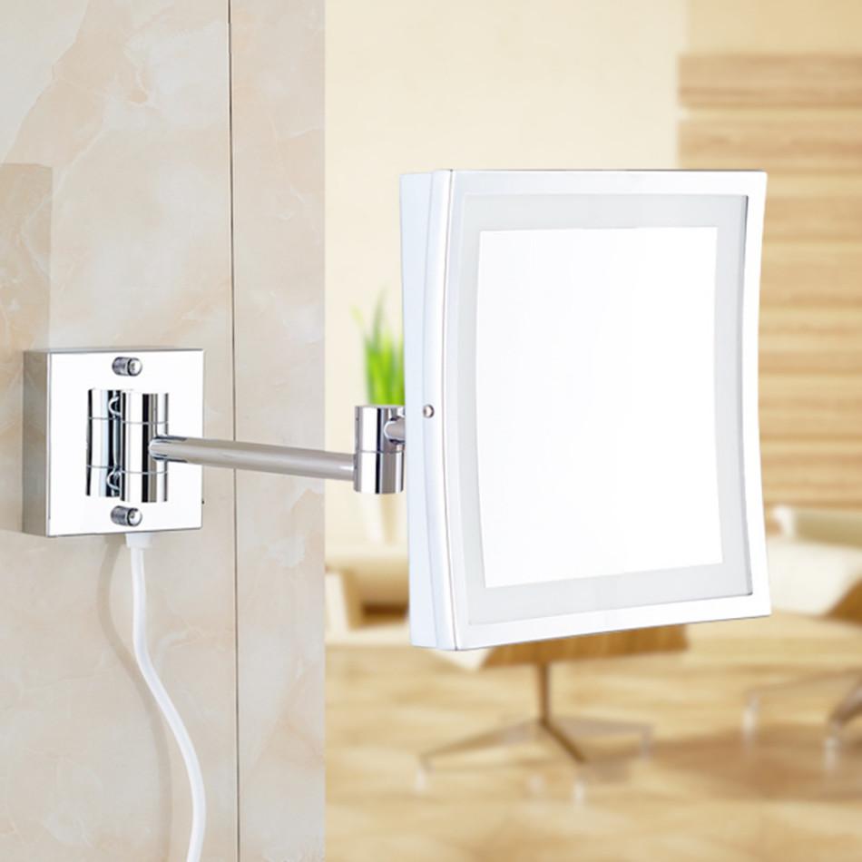 Folding Bathroom Mirror Reviews Online Shopping Folding