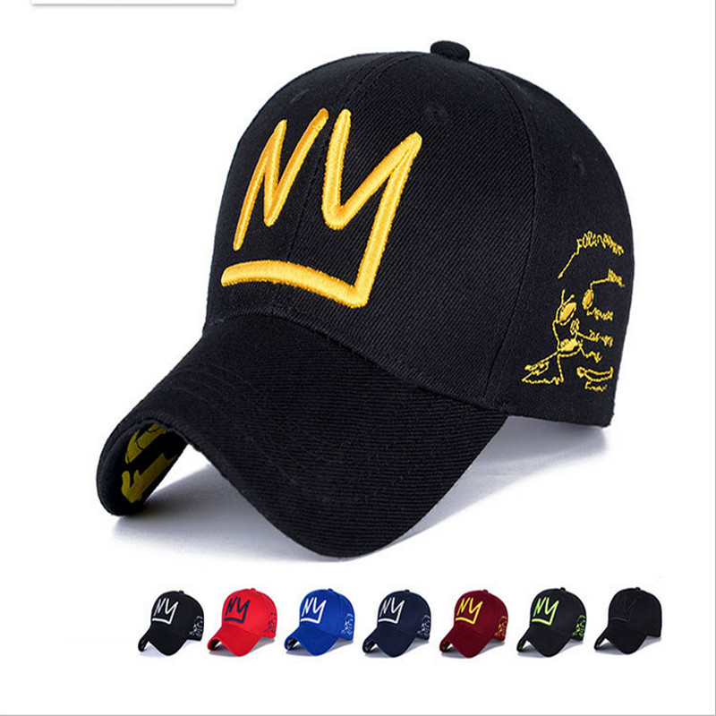 Four Seasons luxury high-end fashion NY Yankees baseball cap male lady outdoor shade cap embroidered hats snapback 10 Colour(China (Mainland))