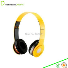 Kids Headphones for Girls On-Ear Headset Made for iPhone, Samsung, iPod, Tablet, HTC, LG Smartphone, PC Computer MP3 MP4 Yellow