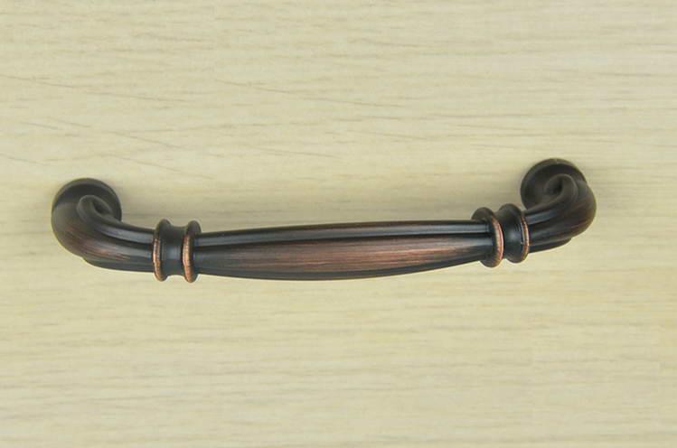 UNLOCKS Oil Rubbed Bronze Cabinet Bar Hardware Knobs, Pulls & Hinges Handles ( C.C:128mm L:142mm)(China (Mainland))