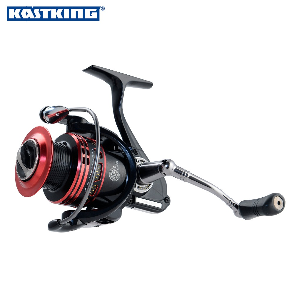 kastking orcas 13bbs spinning reel fishing reel for carp