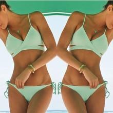2015 New Extreme Sexy Lingerie Hot Women's Swimwear Retro Low Waist Bathing suits swimsuit Bechwear Bikini Set SJ15305 Bikinis(China (Mainland))