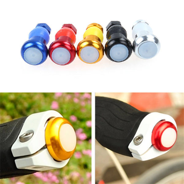 NEW 1 Pair Bicycle End Bar LED Turn Light For Night Cycling Safety & 5 Colors Bike Handlebar Turn Signal(China (Mainland))