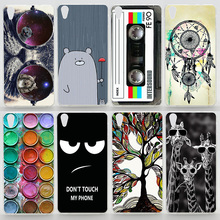 Case For Lenovo S850 Colorful Printing Drawing Phone Protect Cover For Lenovo S850T Fashion Plastic Hard Phone Cases