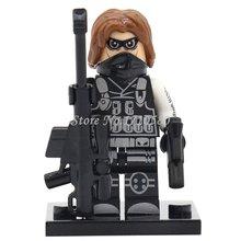 Single Sale Minifigures Marvel Super Hero Avengers Deadpool Batman Building Blocks Sets Bricks Kids Toys legoelieds Compatible(China (Mainland))