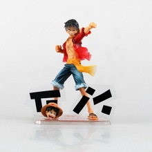 Buy Anime One Piece 15CM Figuarts Zero Monkey D Luffy 5th Anniversary PVC Action Figure Collectible Model Toys for $11.75 in AliExpress store