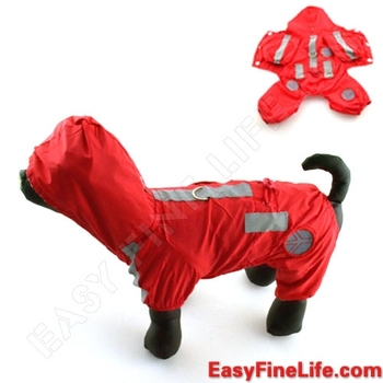 2014 >6 Months Clothing Special Offer New Arrival Pet Products Dogloveit Waterpoof Pet Puppy Dog Clothes High Quality Raincoat