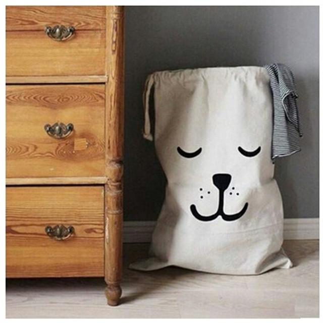 Новый детская кроватка висит сумка для хранения детской кроватки 47 * 72 см игрушки ...