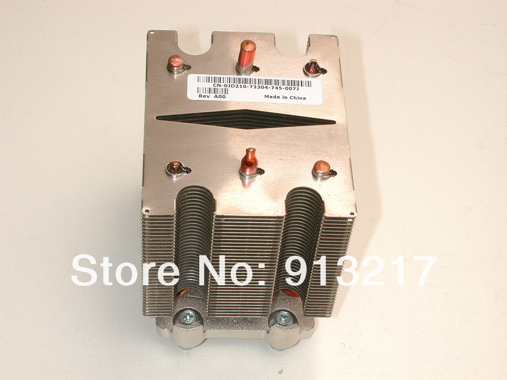 Free Shipping JD210 0JD210 CN-0JD210 CPU Heatsink LGA775 Heatsink for 690 490 SC1430 T5400 T7400(China (Mainland))