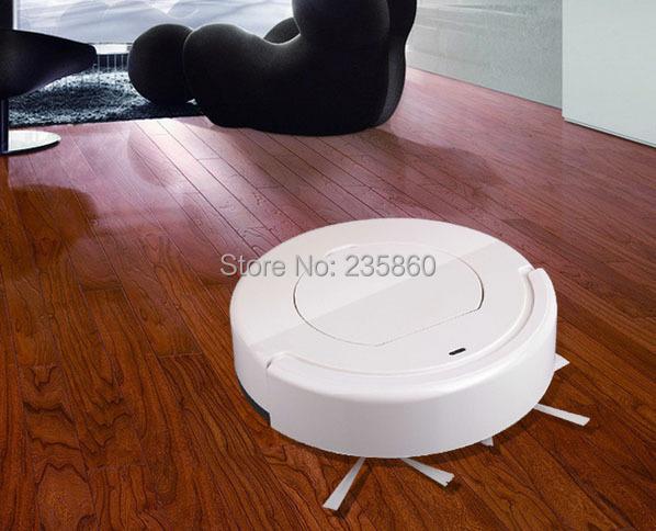 Intelligent cleaner Robot @ KLINSMANN cp-205 intelligent vacuum cleaner Sweep mop Fall Prevention(China (Mainland))