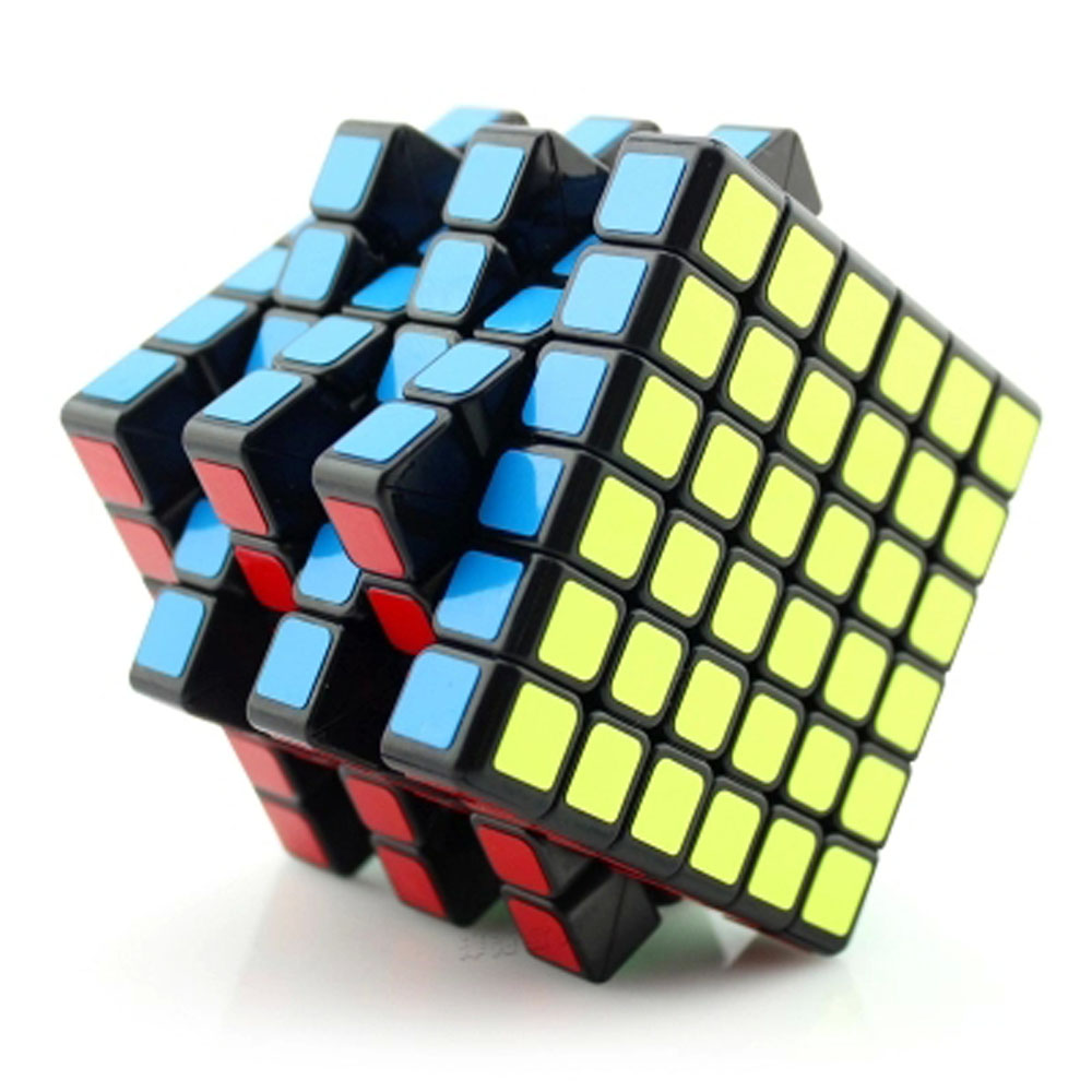 MoYu 6x6 Aoshi Magic Cube Puzzle Cubo magico kub Stickerless Toys & Hobbies Education Cube IQ Brain Juguetes Educativos(China (Mainland))