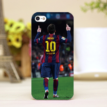 pz0018-2-41 for messi Messi Design Customized cellphone transparent cover cases for iphone 4 5 5c 5s 6 6plus Hard Shell
