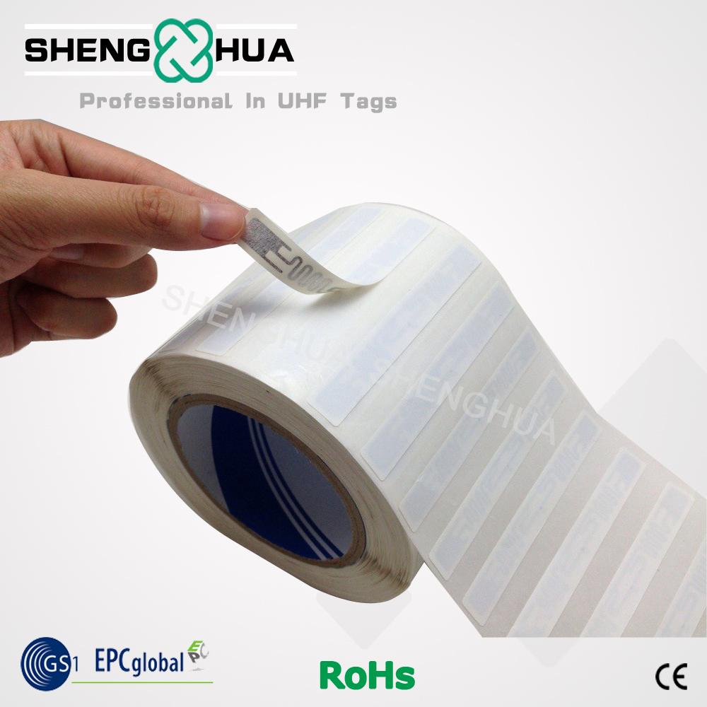 UHF Passive RFID tag Wet Inlay Alien H3 9640 ISO 18000-6C(China (Mainland))