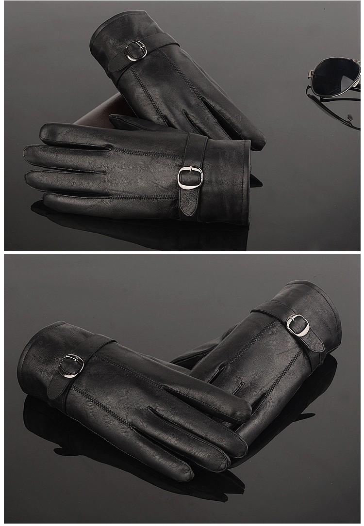 Man Leather Gloves (7)
