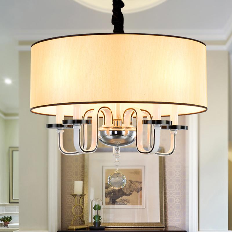 paint modern chandelier dinning room bedroom villa chandelier lighting
