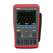 UNI-T UTD1062C 2Channels 60MHz 250MS/s Handheld Portable Digital Multimeter Oscilloscope Oscillograph Oscillometer