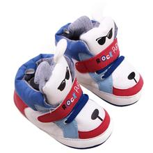 Feitong lovely Baby Girls Boys Soft Sole Crib Warm Walker Shoes for boys 0-12 months freeshipping(China (Mainland))