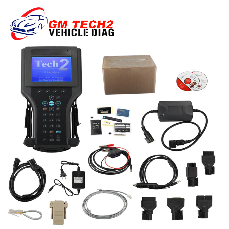 GM Tech2 Vetronix full set diagnostic tool gm tech2 scanner for(SAAB,GM,OPEL,ISUZU,SUZUKI,HOLDEN) DHL free shipping(China (Mainland))