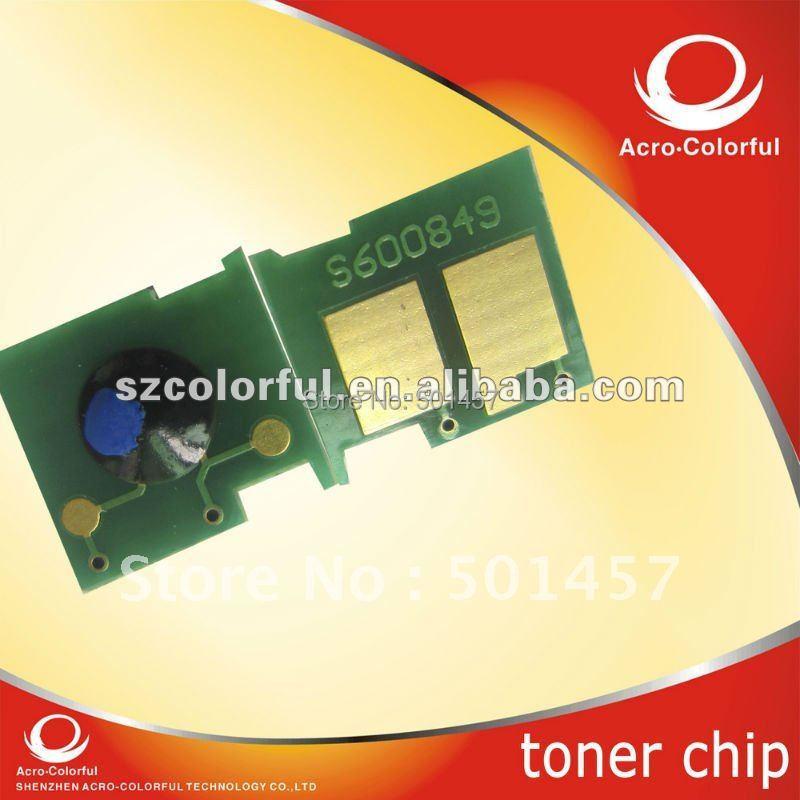 Magenta toner reset chip for hp laserjet q6000a print