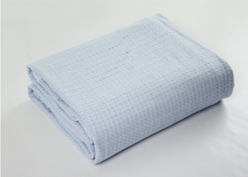 100% cotton blanket double bed sheets 100% cotton blanket air conditioning end of a single summer is cool blanket(China (Mainland))