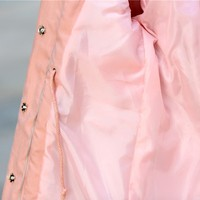 Женские пуховики, Куртки Janeboutique Casaco Feminino  CA-D164@#yj