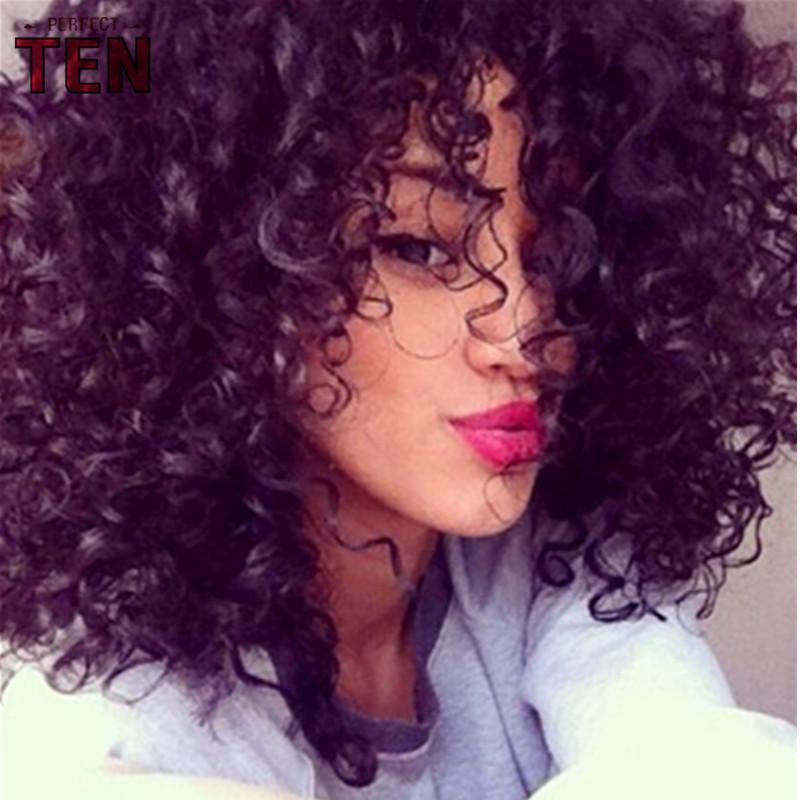 Mongolian Afro Kinky Curly Virgin Hair 100g Virgin Hair