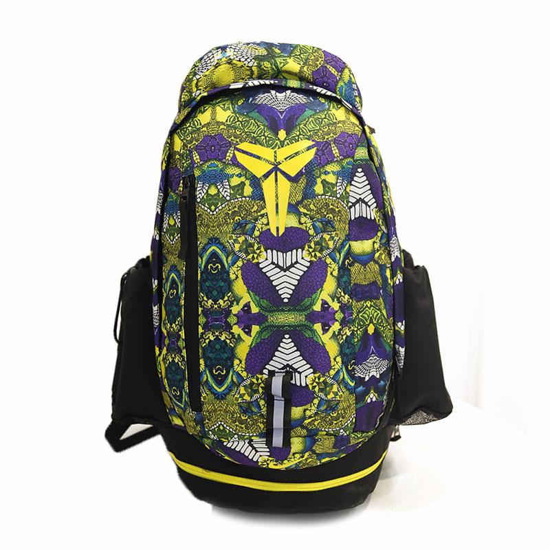 2015 Fashion Men Kobe Outdoor Sports Backpack Teenagers School Bags Famous Brand Designer Serpentine Printing Backpacks XA411H<br><br>Aliexpress