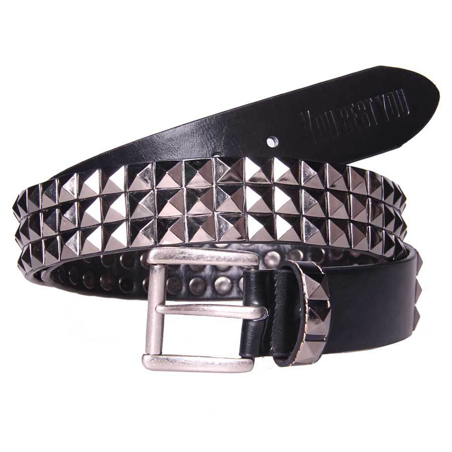 image gallery spiked belts
