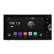 Android 5.1 Quad Core Car DVD Player Radio Stereo for Toyota Corolla Camry RAV4 Highlander Vios Terios Hilux Land Cruiser Prado