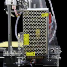 The 8th Generation Prusa i3 3d Printer DIY kit LCD High Precision Reprap Big print size