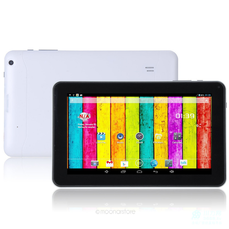 9 Inch Android Tablets PC 8GB WIFI Bluetooth Dual camera 8GB 800*480 lcd tab pc Quad Core A33 WIFI Bluetooth 7 8 9 10 tablet(China (Mainland))