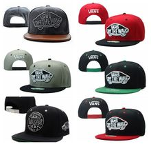 New Brand gorras Vans Snapback Caps baseball cap hats hip hop Street Vans Warped Tour casquette Cap Off The Wall bone Snapbacks(China (Mainland))