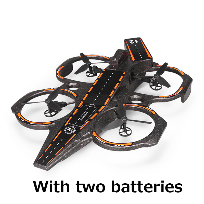 Здесь можно купить  (With two batteries) WLtoys Q202 Carrier Aeroamphibious 6 Axis Gyro 2.4G 4CH RC Quadcopter RTF WL Q202 (With two batteries) WLtoys Q202 Carrier Aeroamphibious 6 Axis Gyro 2.4G 4CH RC Quadcopter RTF WL Q202 Игрушки и Хобби
