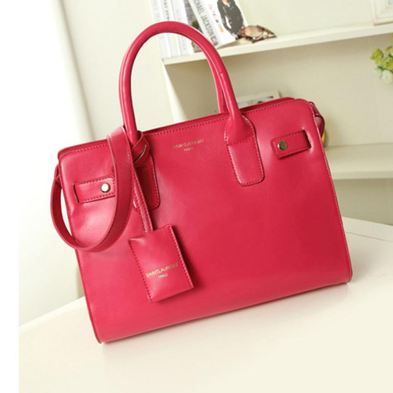 Excellent Quality Top Brand Womens Messenger Handbag Bags Woman Bag Fashion Luxury Brand Women Leather Handbag for Gift<br><br>Aliexpress