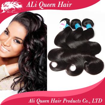 Unprocessed 6A Peruvian Virgin Hair Body Wave Human Hair Weave 3pcs lot, Ali Queen Hair Peruvian Body Wave Virgin Hair Weave