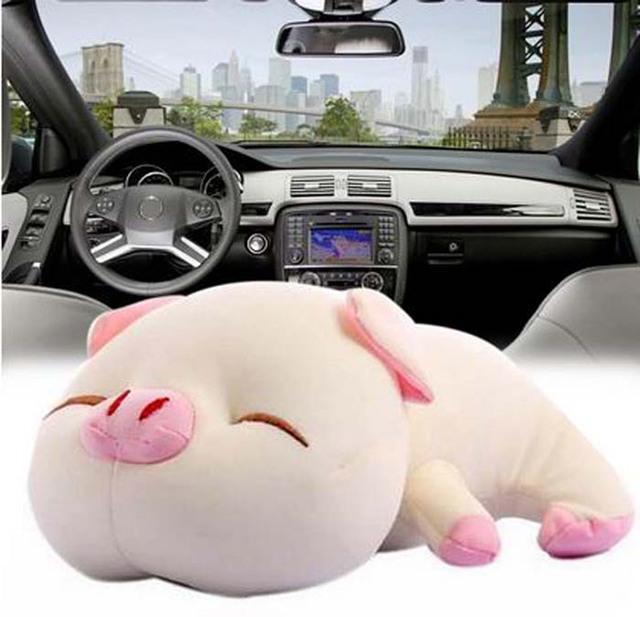 2016 новый автомобильные аксессуары прекрасный свинья свежий очиститель воздуха активированный уголь bamboo уголь мешок игрушек бесплатная доставка