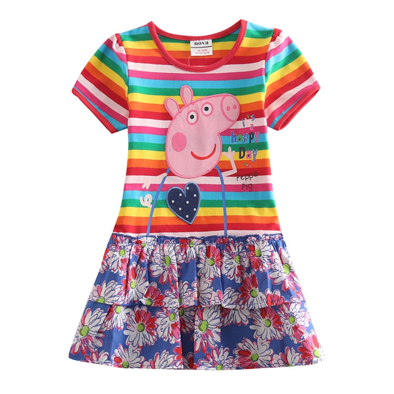 Kid dresses for children girls fashion green rose kid wear,baby dresses up for children,vestidos infantis de birthday clothes(China (Mainland))