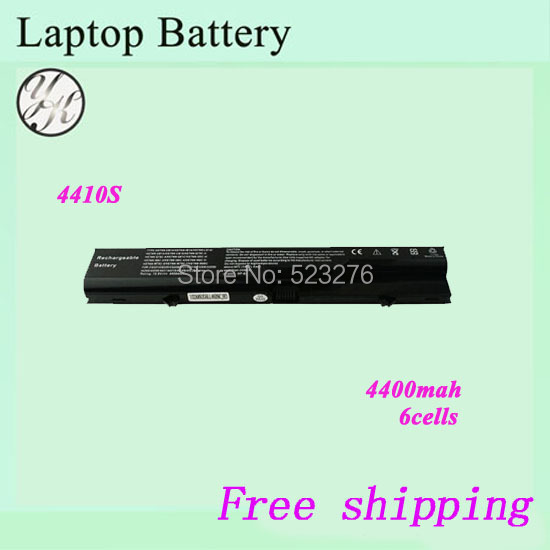 513128-251 HSTNN-DB90 513128-361 535806-001 HSTNN-I61C-4 NZ374AA Laptop Battery For HP 4410t Mobile Thin Client(China (Mainland))