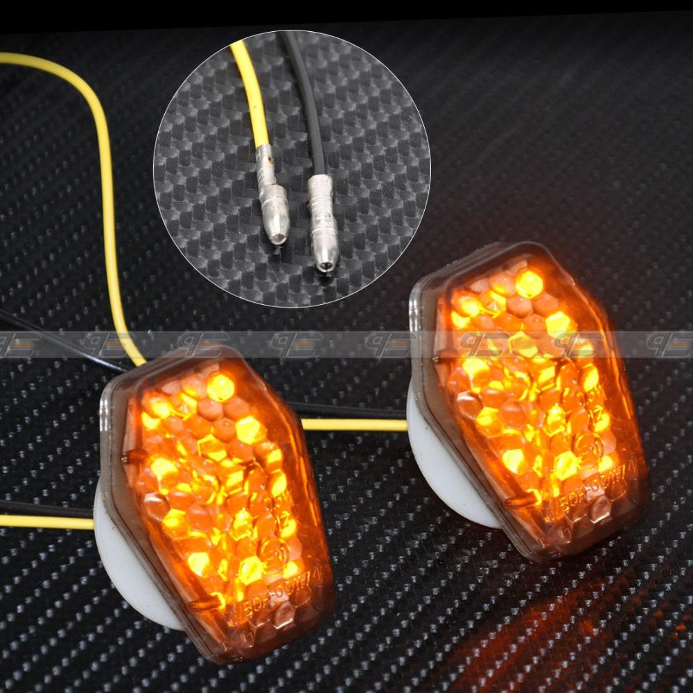 Suzuki Gsxr Add Signal Lights