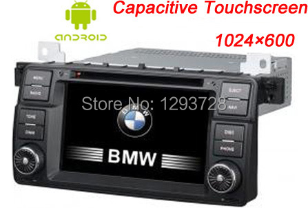 Car navigation for bmw e46/radio car android/for bmw e46 radio navigation(China (Mainland))