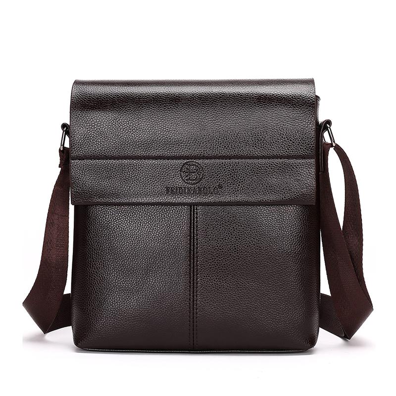 Vertical Messenger Bag Men Leather 2015 Famous Brand Brown Postman Bag Vintage Crossbody Sling Bags Bolsa Masculina Mensageiro<br><br>Aliexpress