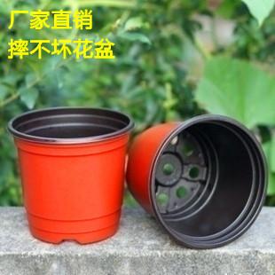 Livraison gratuite pot de fleur en plastique imitation for Gros pot decoratif exterieur