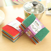 10PC Magic Sponge Eraser Cleaning Towel Cloth Kitchen Dish Foam Pads Cleaner Hot #587(China (Mainland))