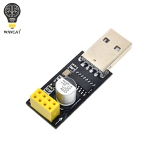 Buy CH340 USB ESP8266 ESP-01 Wifi Module Adapter Computer Phone Wireless Communication Microcontroller Arduino for $1.12 in AliExpress store