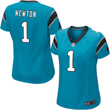 Women's Cam Newton Jerseys NFL Carolina Game Football Jersey(China (Mainland))