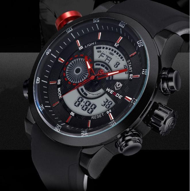 Наручные часы марки weide широко известны во всём мире благодаря своему высокому качеству и оригинальному дизайну.