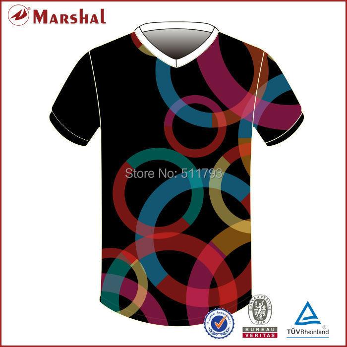 FREE SHIPPING 100% polyester China football shirt,V neck soccer shirt new soccer uniform(China (Mainland))
