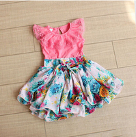 Комплект одежды для девочек [Bear Leader] 2015 + 2/8years ATZ157