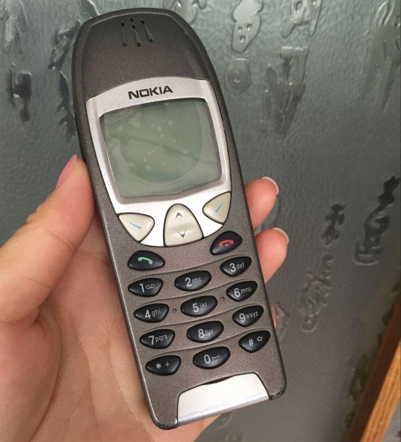 Original Nokia 6210 Phone 2G GSM 900/1800 Unlocked Used phone(China (Mainland))